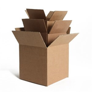 Single Wall Cardboard Boxes - Large Sizes