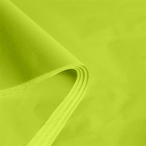 Acid Free Lime Green Tissue Paper (MG)