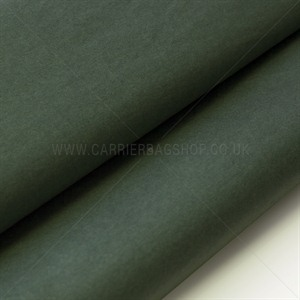 Acid Free Forest Green Tissue Paper by Wrapture [MF]